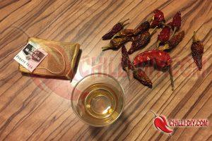 Chili Keimrate mit schwarzem Tee erhöhen