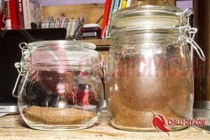 Kaffeesatz und Teesatz für Chili Düngerratgeber